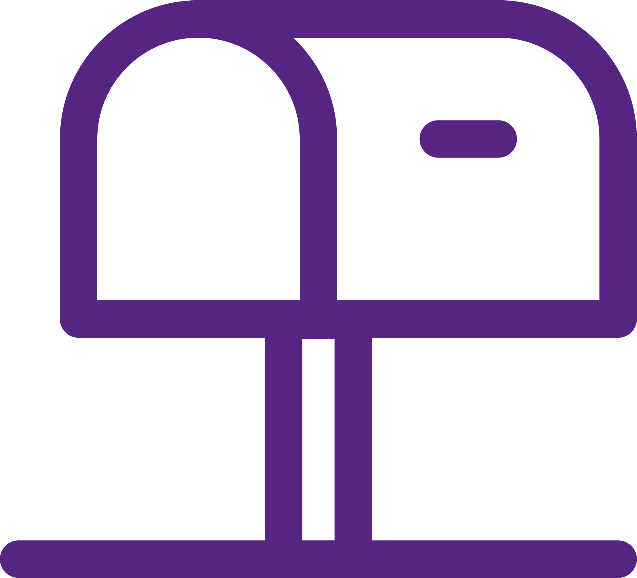 icon mailbox