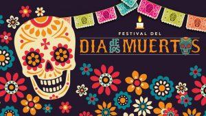 Festival del Dia de los Muertos